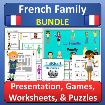 La Famille French Family BUNDLE