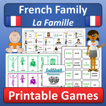 French Family La Famille Games