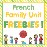 French Family Unit FREEBIES!!