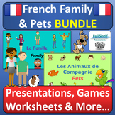 French Family and Pets BUNDLE