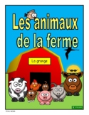 French Farm Animal Activity Booklet