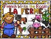 French Farm Write the Room-la ferme