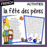French Father's Day – La fête des pères