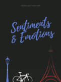 French Feelings & Emotions - Games