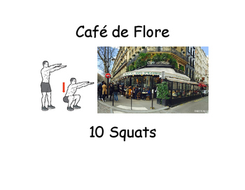 French Fitness Monopoly