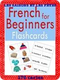 French Flashcards - LES SAISONS ET LES FÊTES