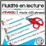 French Fluency Phrases (niveau 1) Cahier interactif, ateli
