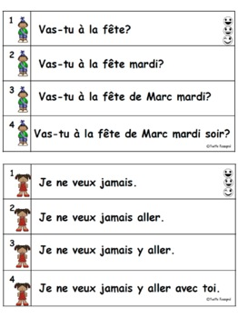 French Fluency Phrases (niveau 2) Cahier interactif, ateliers, fluidité, lecture