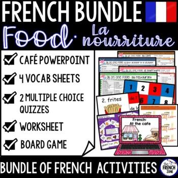 French Food Bundle