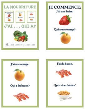 French Food Bundle - La Nourriture et les Restaurants