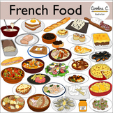 French Food Clip Art