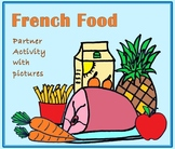 French Food Flashcard Game