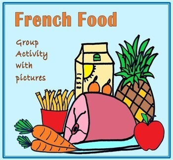 French Food Group Talk