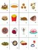 French Food – La Nourriture Mini Vocabulary Cards