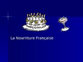 French Food Presentation of popular foods