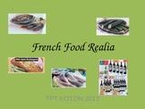 French Food Realia