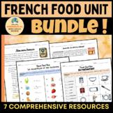 French Food Unit Bundle [La Nourriture]