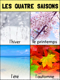 French Four Seasons / Les Quatre Saisons Poster
