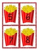 French Fries 1-10