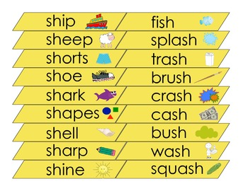French Fries: Blends and Digraphs Literacy Centers for the Common Core