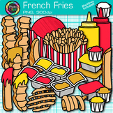 French Fries Clip Art | Food & Nutrition Graphics, Great f