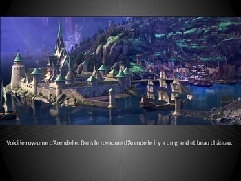 French Frozen Movie bande annonce Screenshot BookTalk Presentation