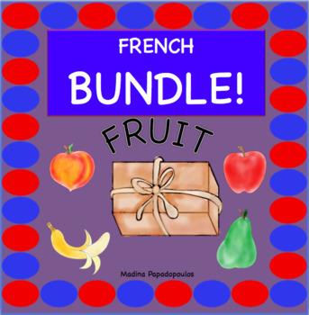French Fruit BUNDLE