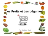 French Fruits & Vegetables - Vocabulary Teaching Posters Powerpoint