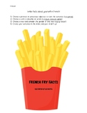 French Fry Facts