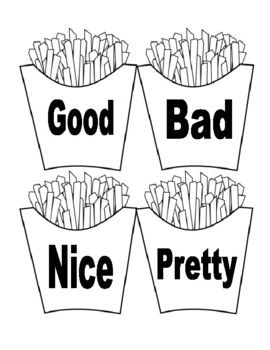 French Fry Synonyms