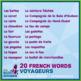 French Fur Trade Voyageurs J'ai/Qui a Games • 2 decks of cards
