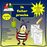 French: Futur Proche