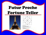 French Futur Proche Fortune Teller