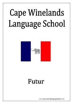 French , Futur exercises, with basic explanation free