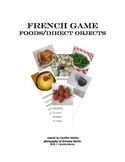 French Game Foods and Direct Objects