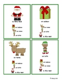 French Game: Quatuors (4 sets) - Winter & Christmas