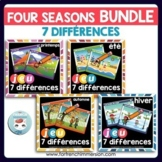 French Game Bundle: find the 7 differences