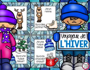 French Game ~ Voyageur de l'hiver J'ai...Qui a?