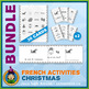 French Games & Activities - Christmas