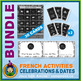 French Games & Activities - Holidays - Jungle