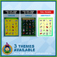 French Numbers 0 to 100 • Booklets, Bingo & Card Games Bundle • Abstract Theme