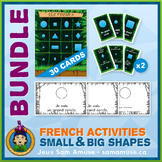 French Shapes • Booklets, Bingo & Card Games Bundle • Jung