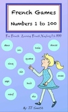 French Games: French Numbers 1 to 100