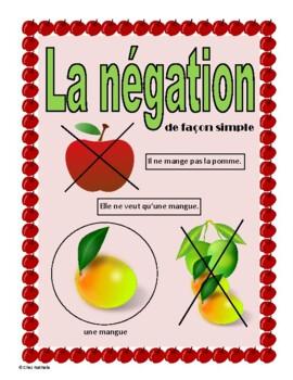 French Grammar Unit (Negation)