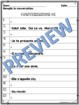 French greetings and salutations by madame h teachers pay teachers french greetings and salutations m4hsunfo