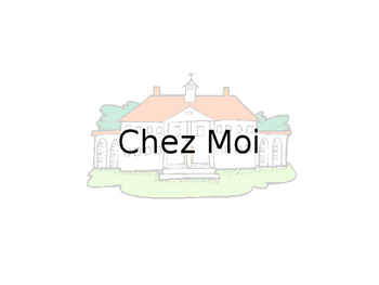 French Guided Notes on House Vocabulary