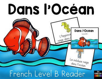 French Guided Reading: Ocean Level B