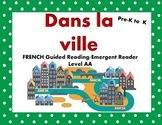 French Guided Reading In The City
