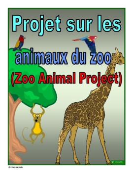 Zoo Animal Project (bilingual)