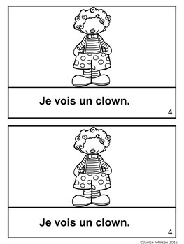 French Halloween Costume Reader & Cut/Paste ~ C'est l'Halloween ! {Halloween}